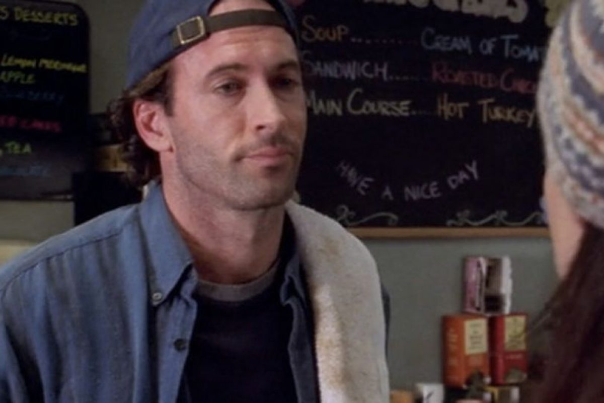 "Scott Patterson era ""Luke Danes"". Foto:vía The CW. Imagen Por:"