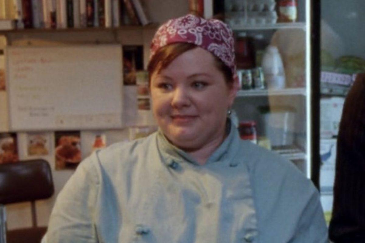 """Melissa McCarthy era """"Sookie St. James"""". Foto:vía The CW. Imagen Por:"""