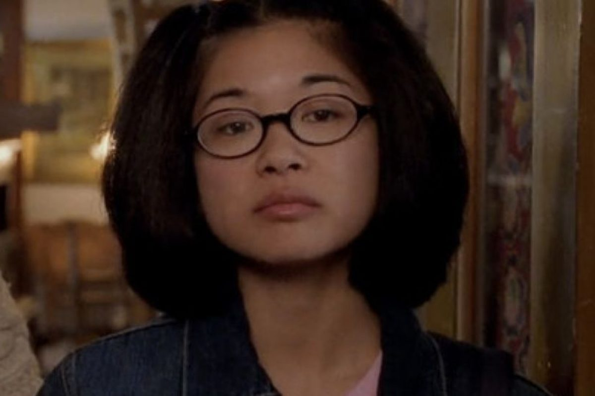 "Keiko Agena era ""Lane Kim"". Foto:vía The CW. Imagen Por:"