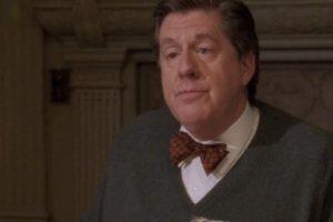 """Edward Herrmann era """"Richard Gilmore"""". Foto:vía The CW. Imagen Por:"""