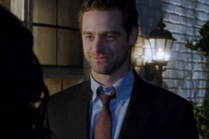 """David Sutcliffe era """"Christopher Hayden"""". Foto:vía The CW. Imagen Por:"""