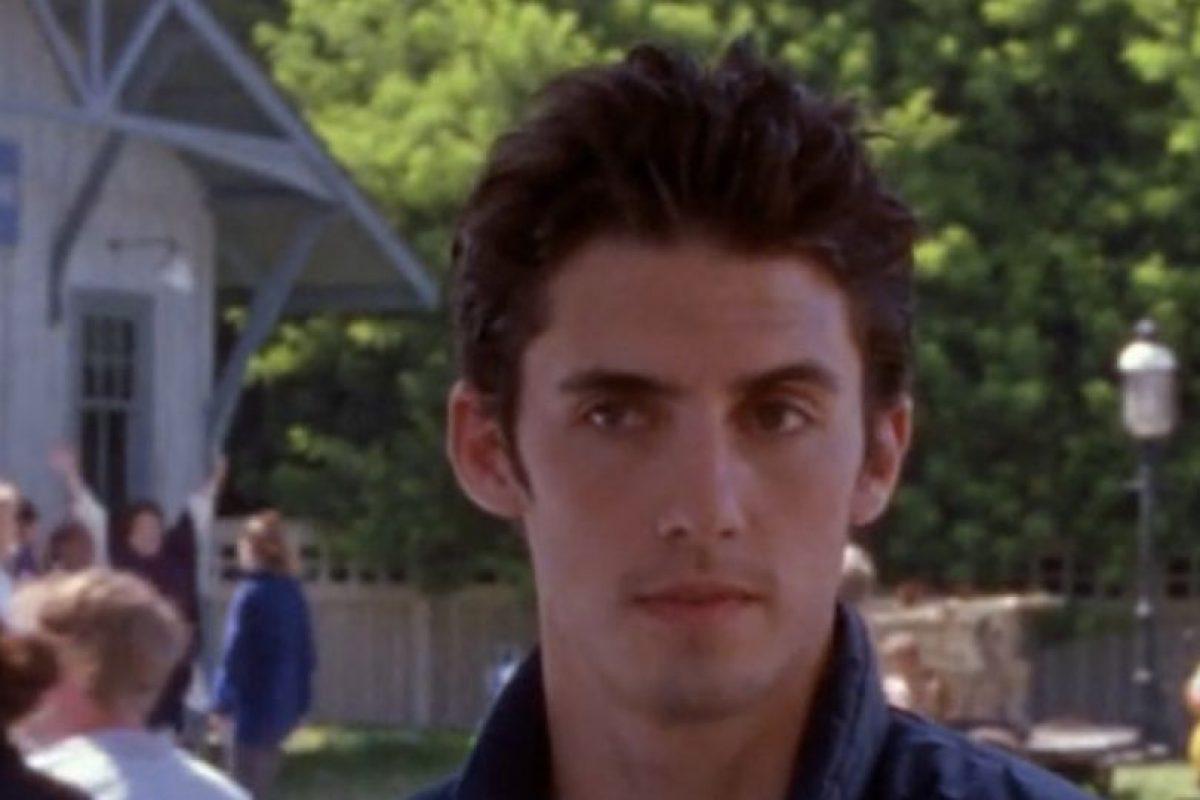 "Milo Ventimiglia era ""Jess Mariano"". Foto:vía The CW. Imagen Por:"