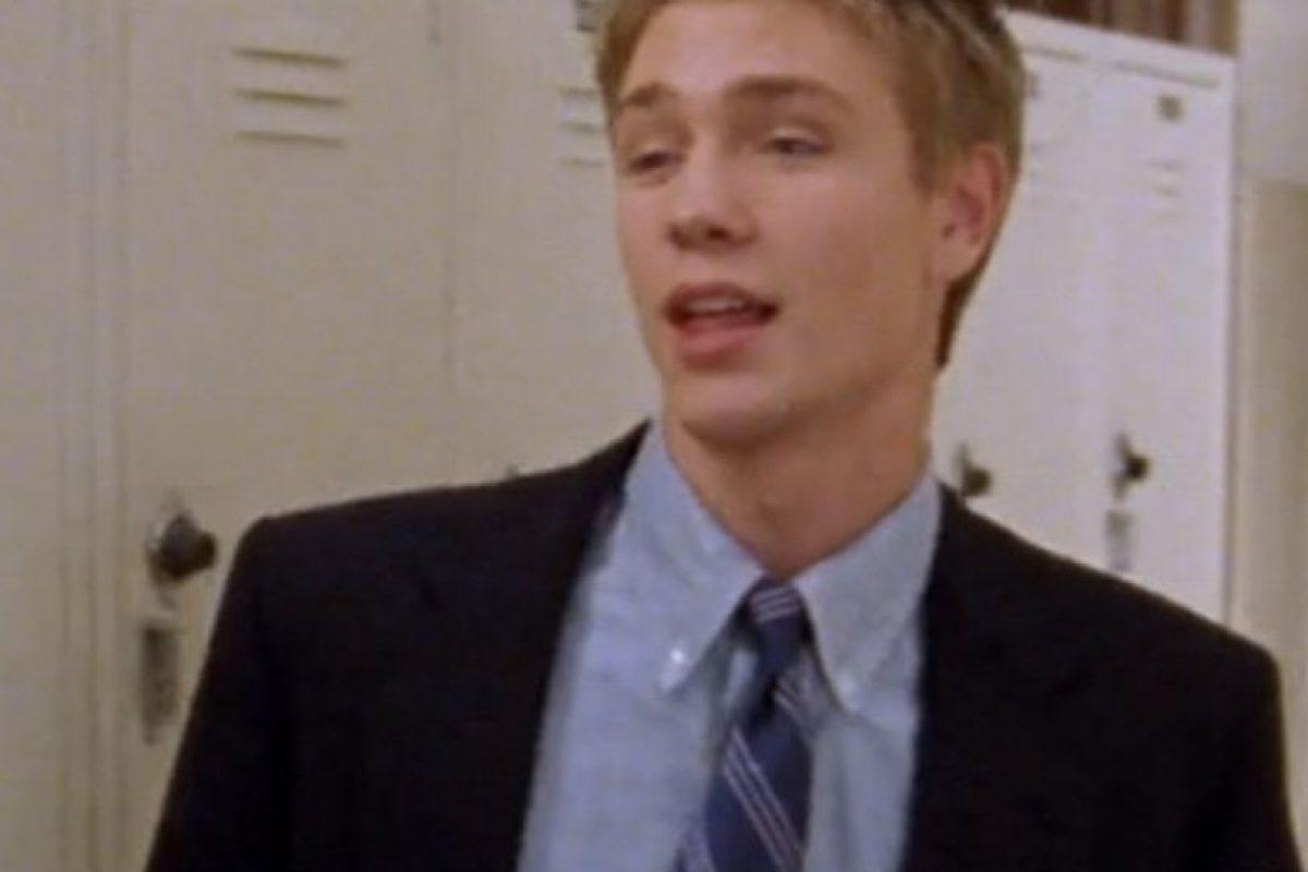 "Chad Michael Murray era ""Tristan DuGrey"". Foto:vía The CW. Imagen Por:"