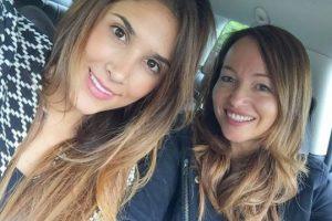 """Acá con la reconocida """"personal shopper"""" Ana Antic. Foto:Vía instagram.com/daniela_ospina5. Imagen Por:"""