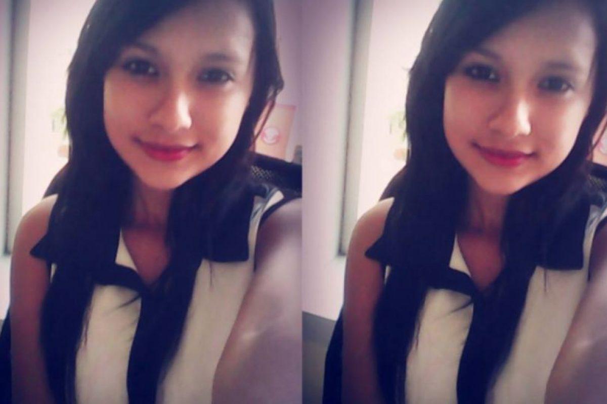 Se llama Paola Mejía y es una hondureña de 14 años. Foto:vía /Facebook La Chiki 504. Imagen Por: