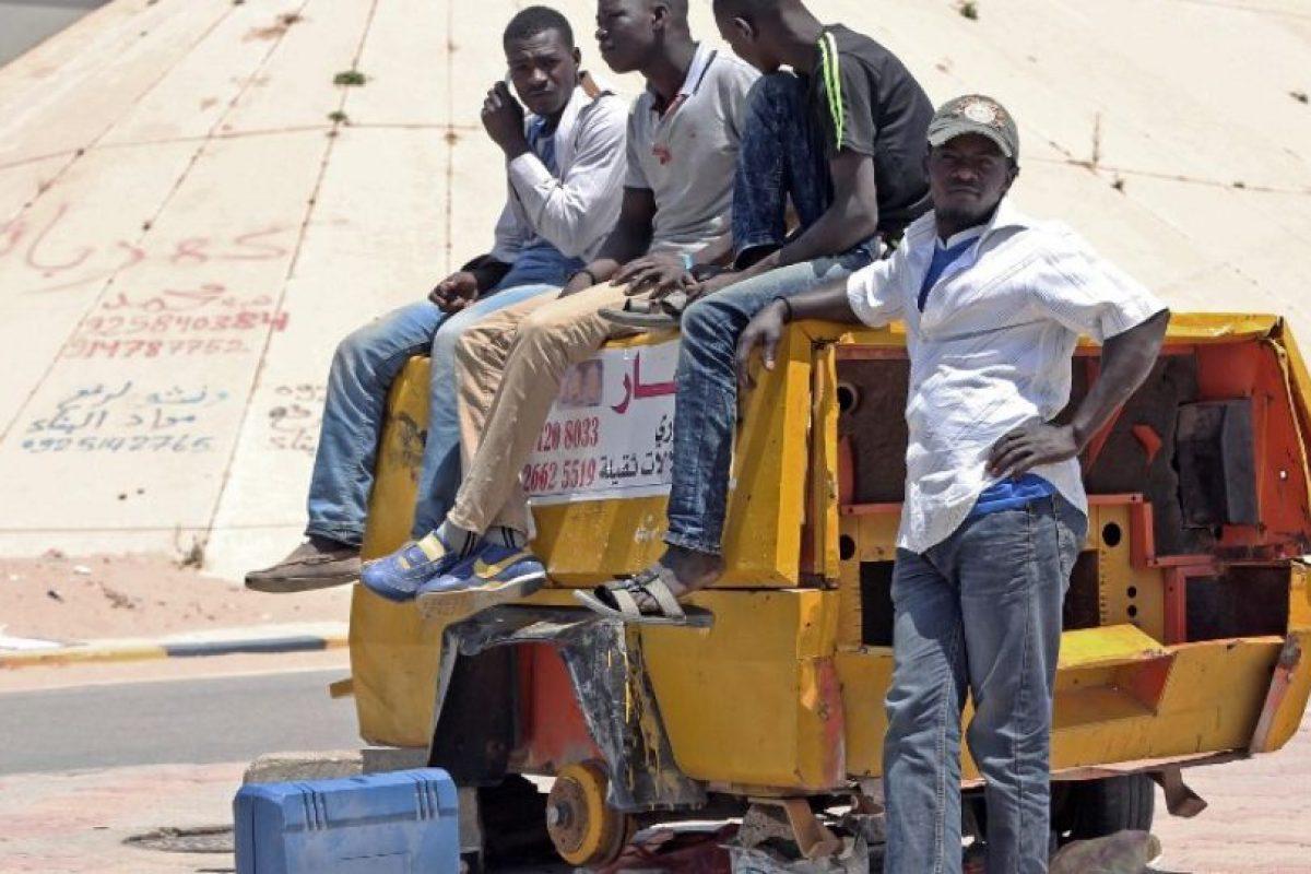 A finales de mayo se establecerá el número de lugares de reacomodo en la región. Foto:AFP. Imagen Por: