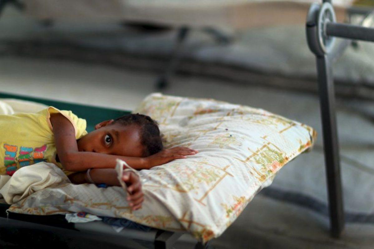 """La OMS detalla que el cólera es """"una enfermedad diarreica aguda que, si no se trata, puede causar la muerte en cuestión de horas"""". Foto:Getty Images. Imagen Por:"""