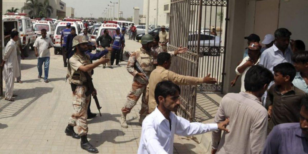 Estado Islámico se atribuye el ataque en Pakistán