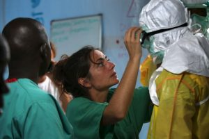 El total de infectados ascendió a 26 mil 593 personas. Foto:Getty Images. Imagen Por: