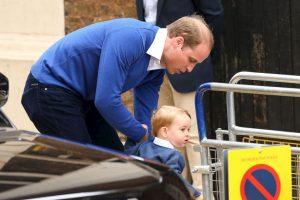 5. Su hermano mayor es el príncipe George. Foto:Getty Images. Imagen Por: