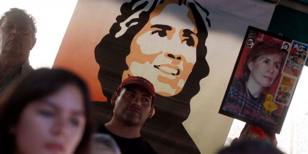 Monumento a Gladys Marín queda a un paso de la aprobación