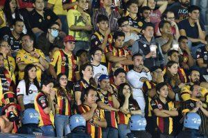 Leones Negros cayó a la segunda división de México Foto:Vía twitter.com/LeonesNegrosCF. Imagen Por: