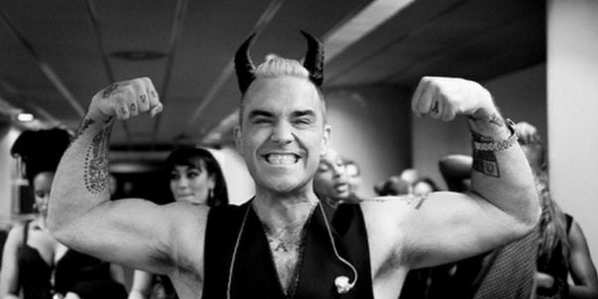 Robbie Williams y su esposa son demandados por acoso sexual