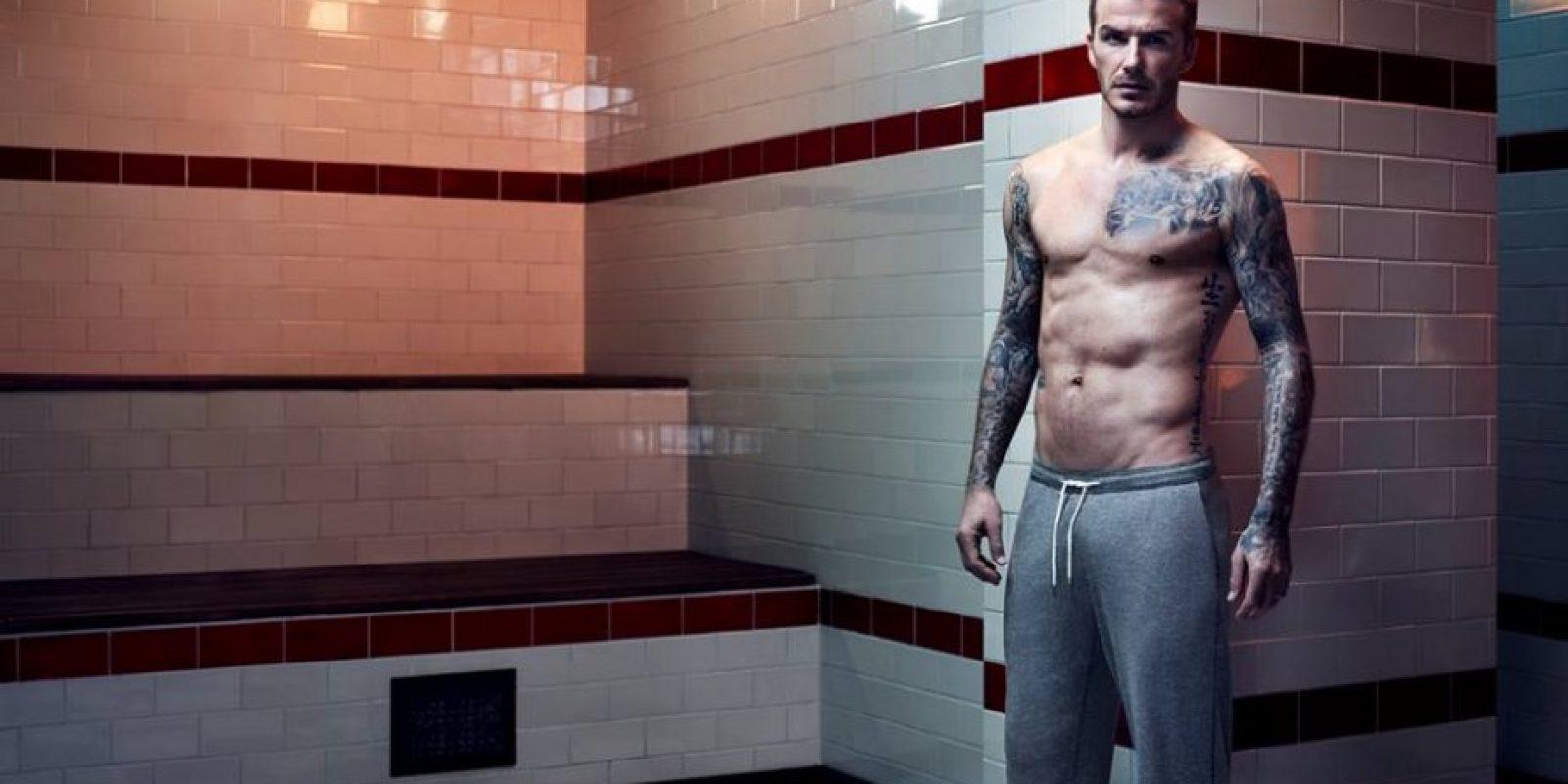 . Imagen Por: vía facebook.com/Beckham