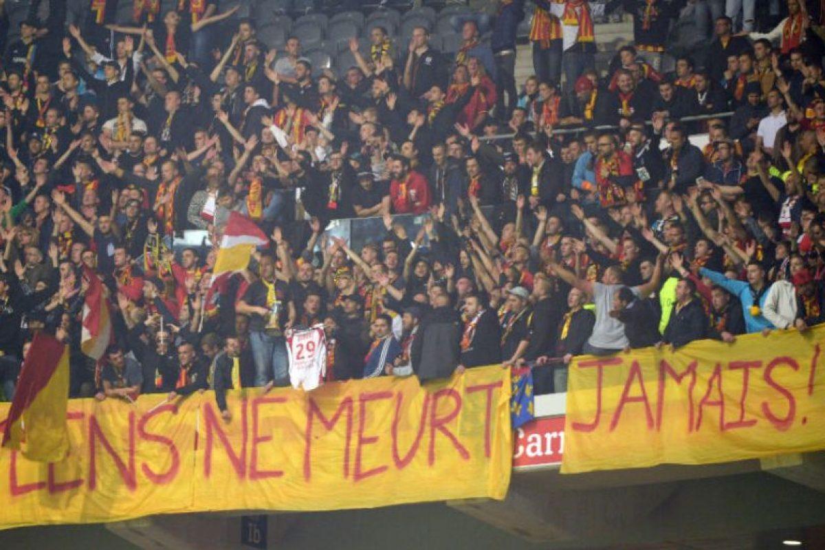Es el último lugar de la Ligue 1 de Francia y está condenado al descenso Foto:Getty Images. Imagen Por:
