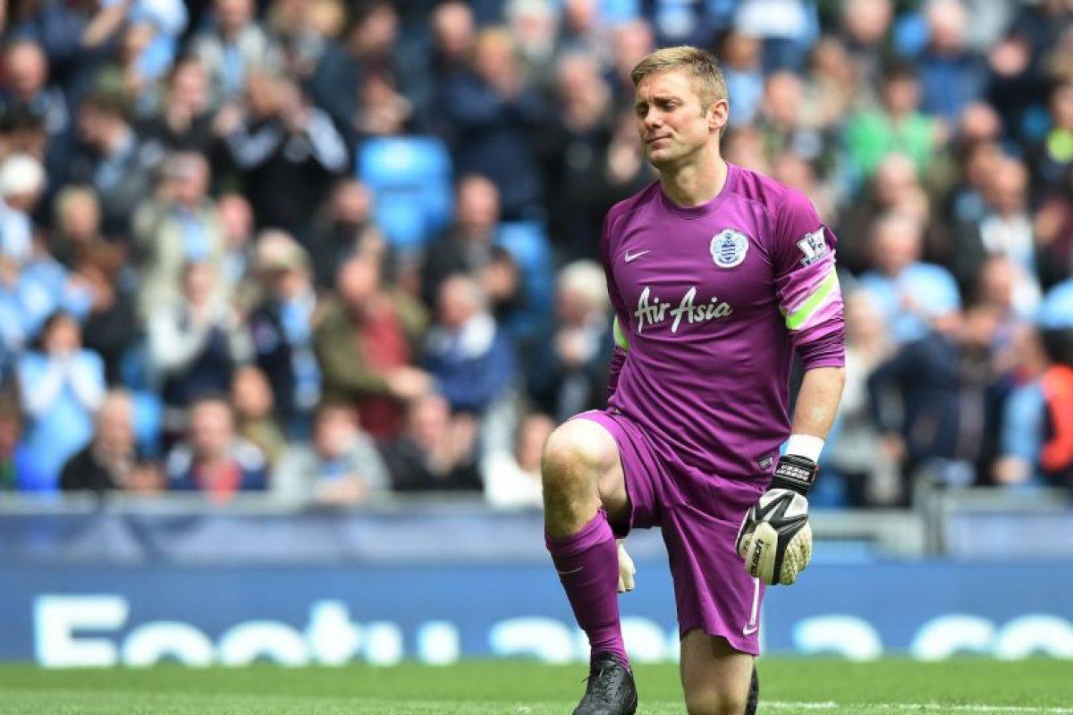Perdió la categoría en la Premier League el fin de semana pasado Foto:Getty Images. Imagen Por:
