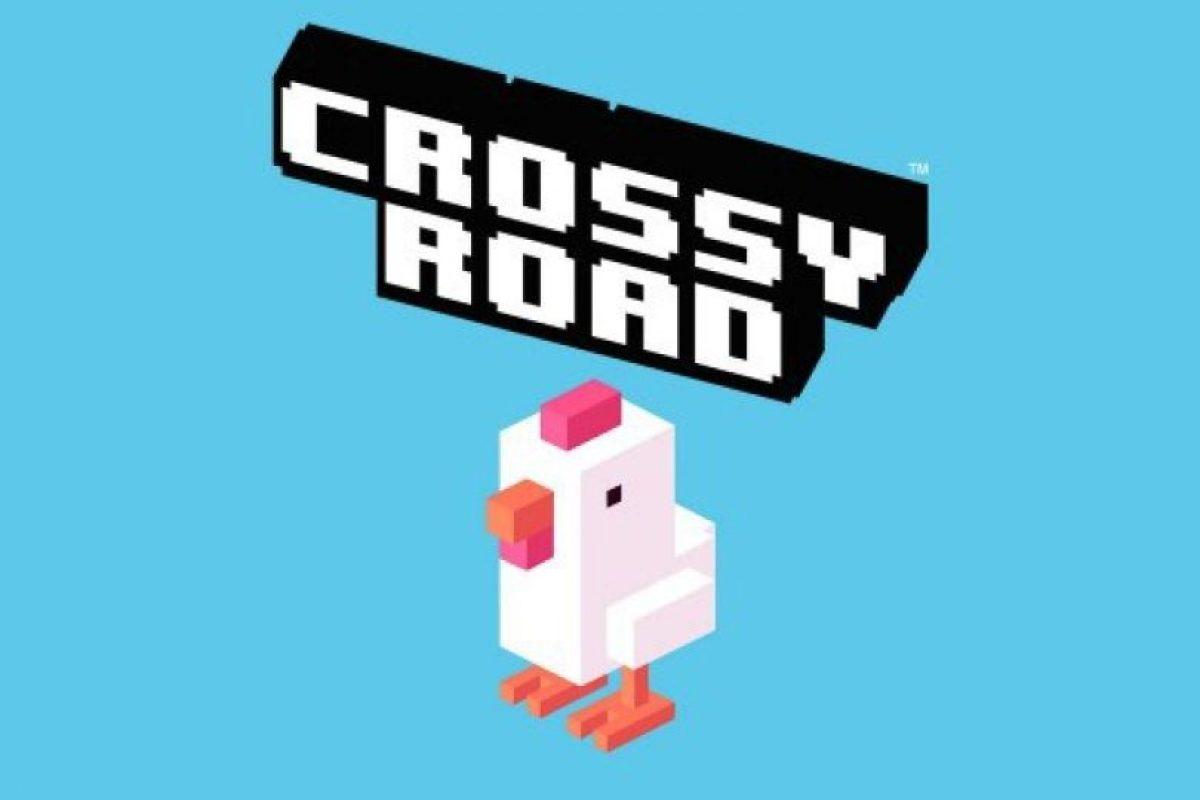 Crossy Road. El nombre y el concepto del juego está basado en un chiste: ¿Por qué la gallina cruzó al otro lado de la calle? Foto:HIPSTER WHALE. Imagen Por: