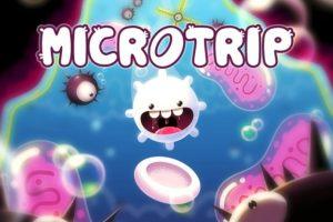 Microtrip es una aventura extraña dentro de las entrañas de monstruo. Sin embargo, las animaciones son muy tiernas Foto:Arthur Guibert. Imagen Por: