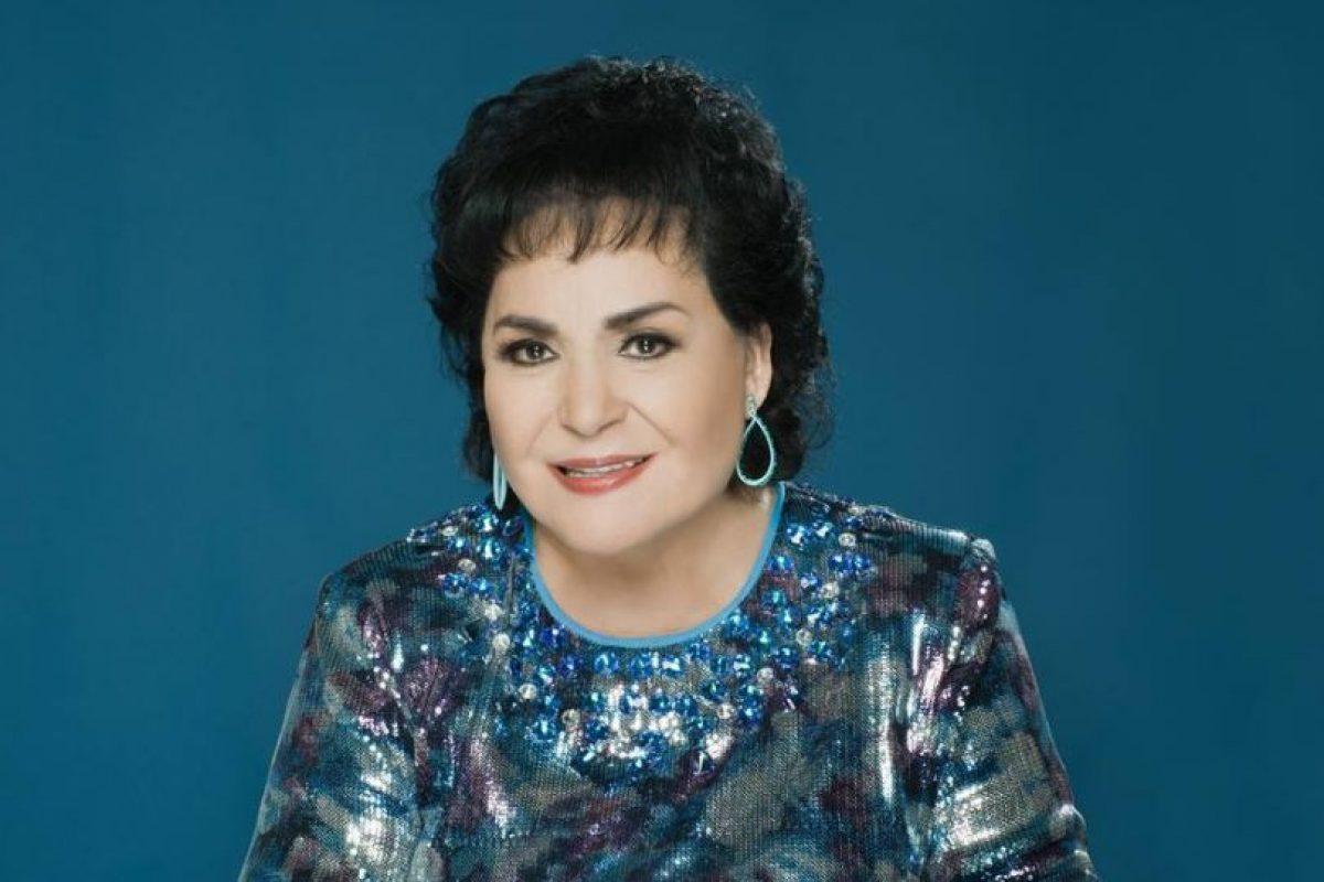 Carmen Salinas es una reputada actriz de cine, teatro y televisión mexicana. Tiene 81 años. Foto:vía Facebook/Carmen Salinas Oficial. Imagen Por: