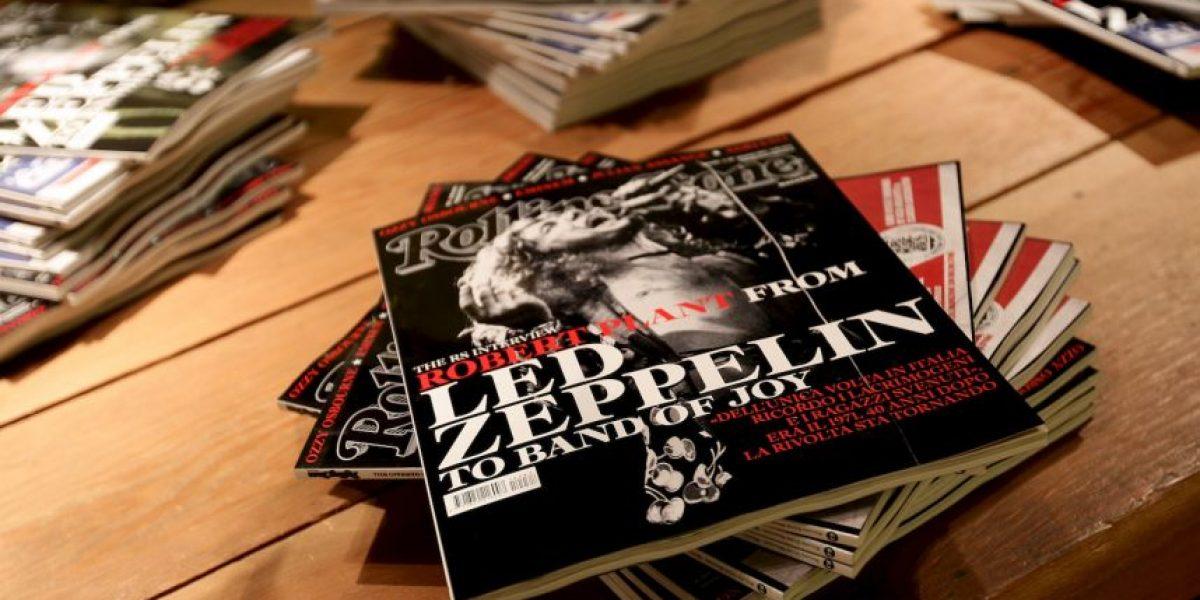 Demandan a la revista Rolling Stone y le exigen 8 millones de dólares