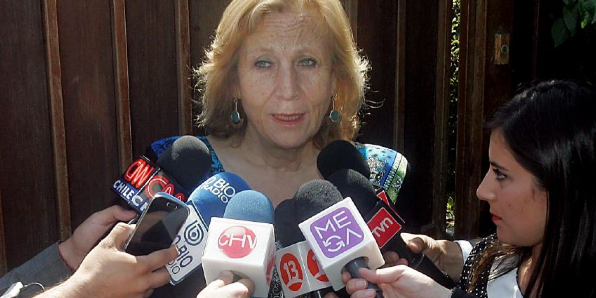 Ex ministra buscará cupo a la Cámara rechazado por Peñailillo