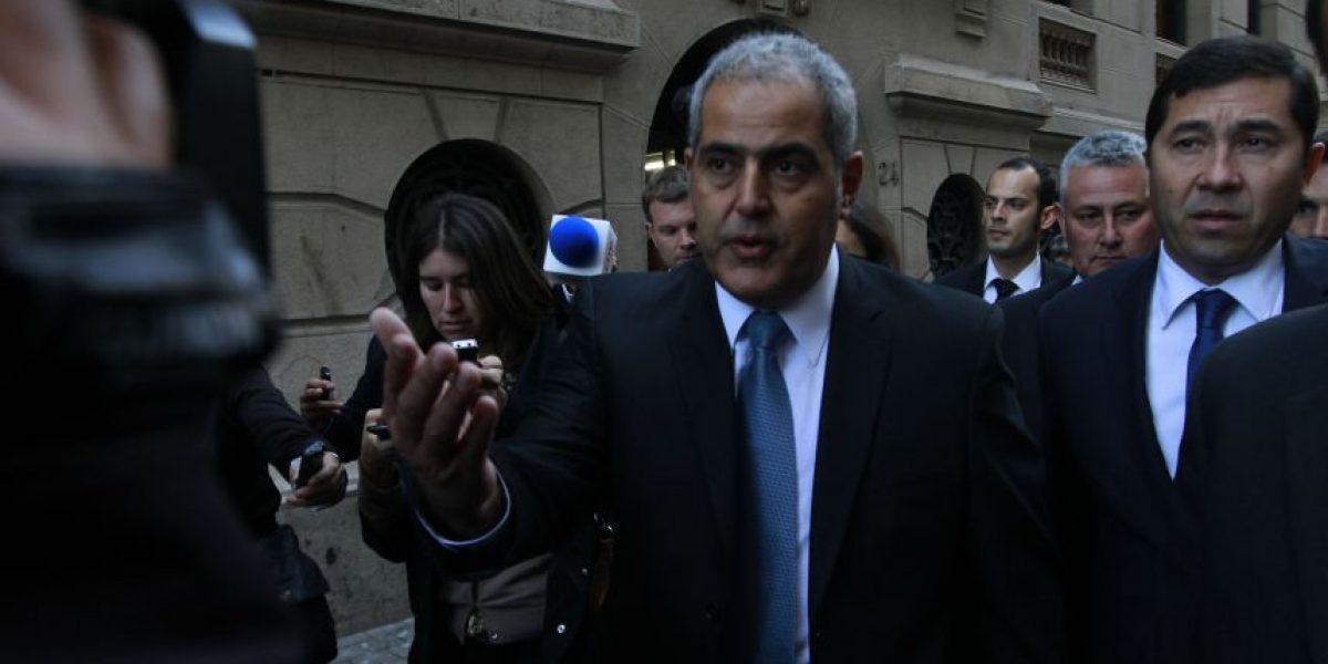SQM: Fiscalía cita a declarar a Giorgio Martelli Robba