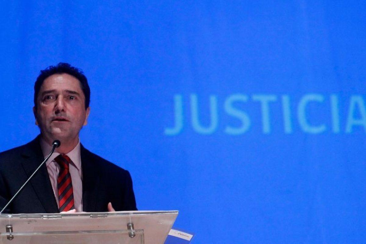Se fue de Justicia con $9.121.809 Foto:Agencia Uno. Imagen Por: