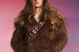 """""""I Am Chewie"""" Foto:welovefine.com. Imagen Por:"""