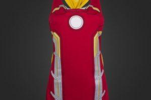 """Esta blusa inspirada en el traje """"Iron Man"""" Foto:welovefine.com. Imagen Por:"""