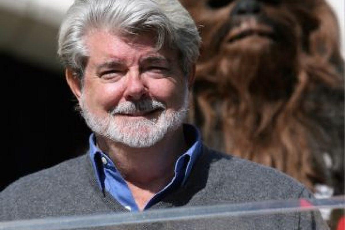 """3.- En 1993, George Lucas ganó un Oscar por los efectos especiales de """"Jurassic Park"""". Foto:Getty Images. Imagen Por:"""