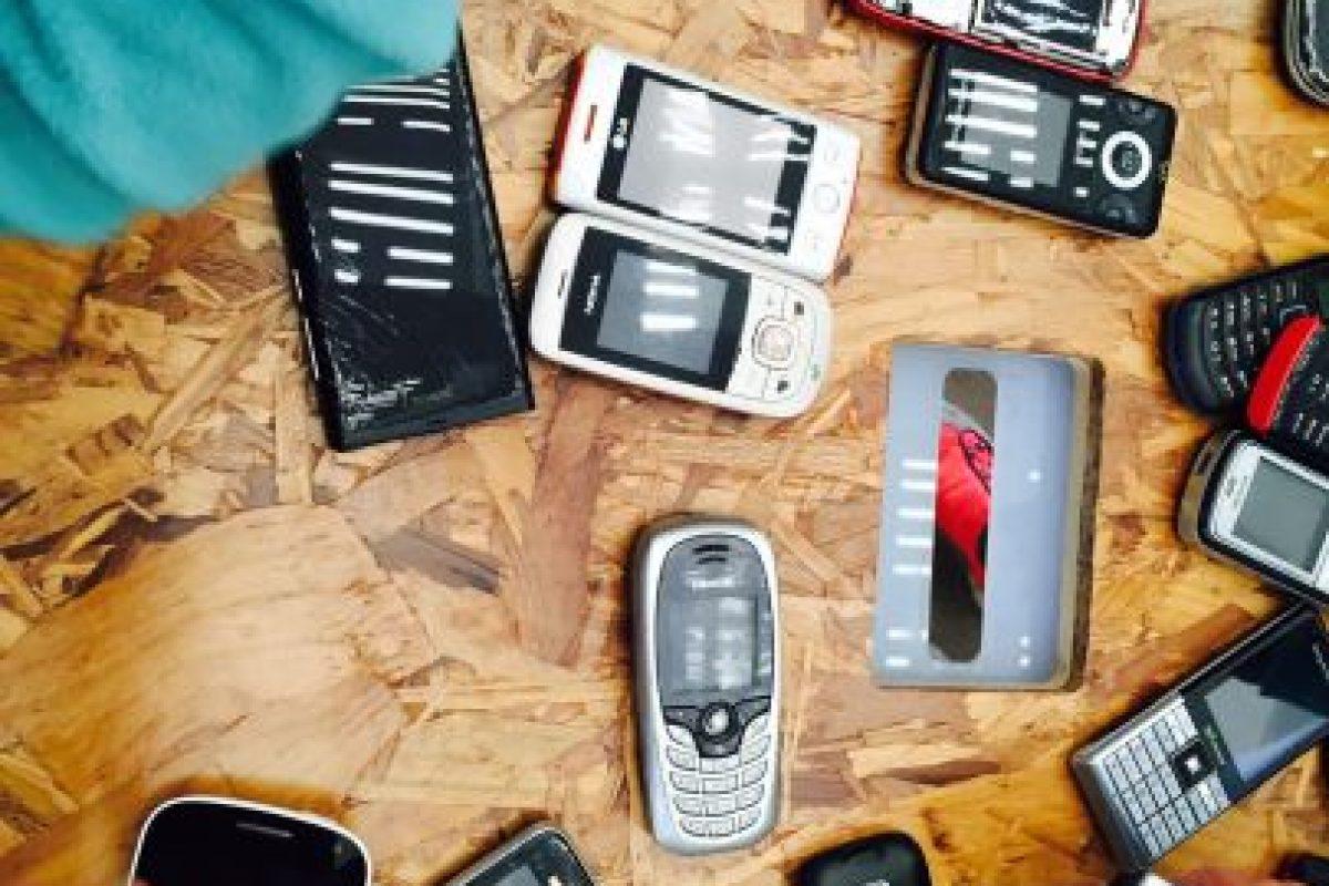 En Chile el año pasado se botaron 41,8 millones de toneladas de basura electrónica, superando a Uruguay y México. Es decir, anualmente cada persona genera 9,9 kilos de desecho. Foto:Vendomicelular. Imagen Por: