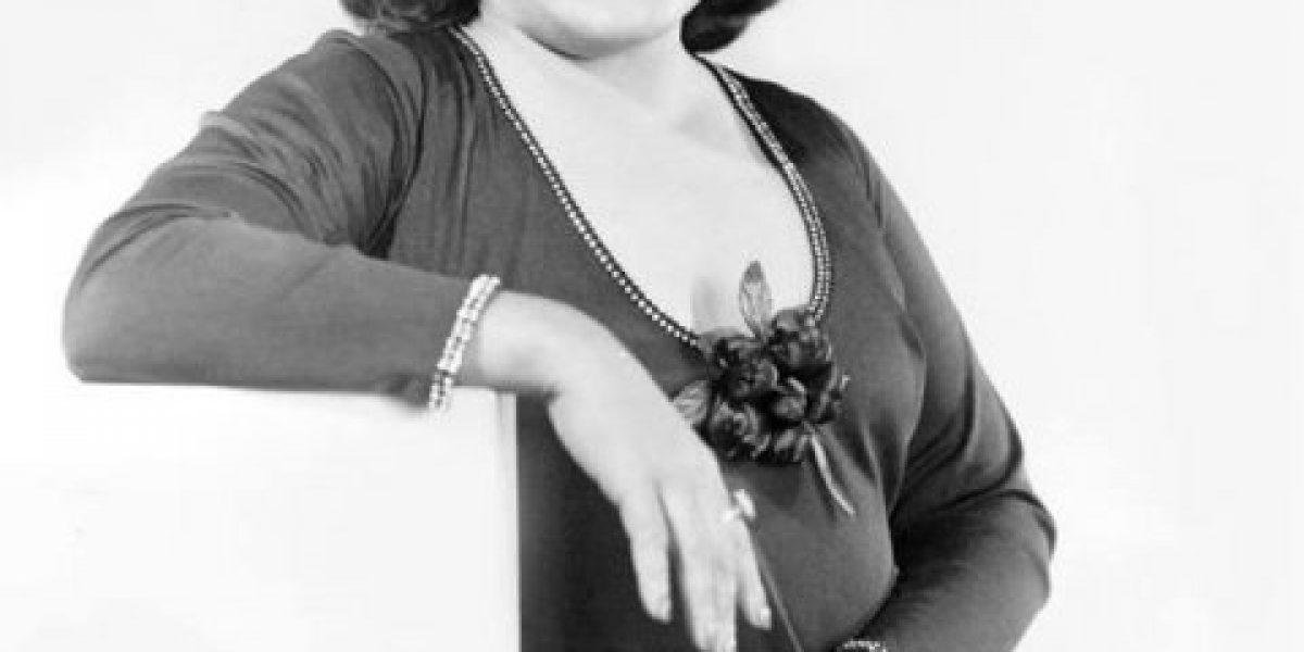 FOTOS: Así era de joven Carmen Salinas, la actriz de los