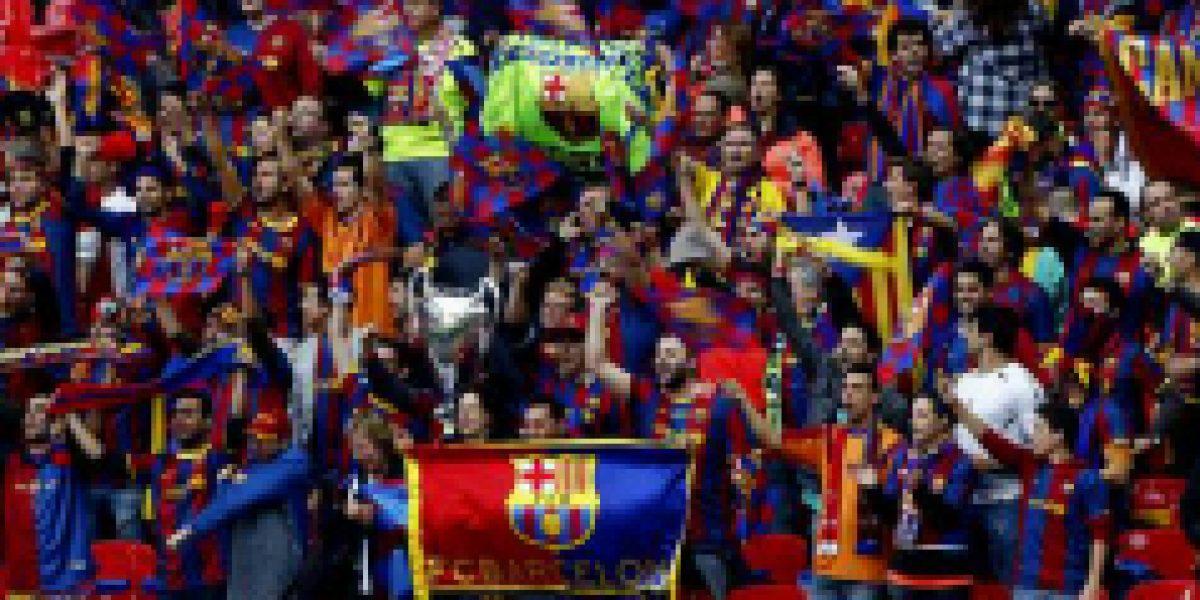 ¡Qué negocio! Fútbol español generó más de US$8.000 millones en 2013
