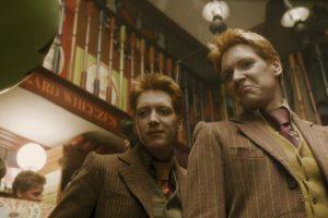 O los gemelos Weasley. Foto:vía Warner Bros. Imagen Por: