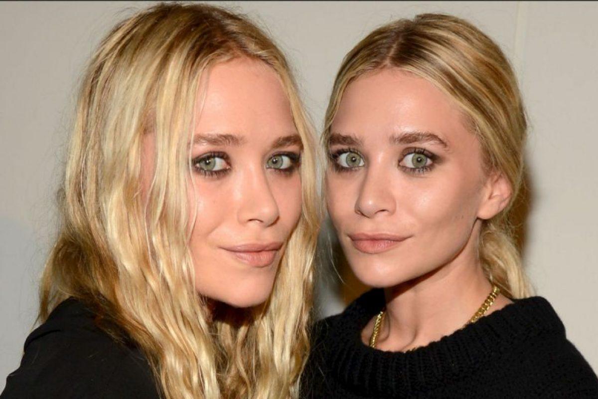 Existen las gemelas Olsen. Foto:vía Getty Images. Imagen Por:
