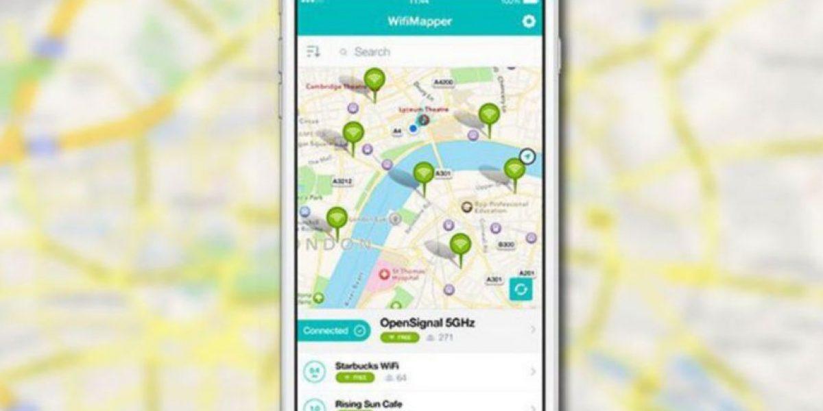 Con esta app tendrán Wi-Fi gratis donde quieran