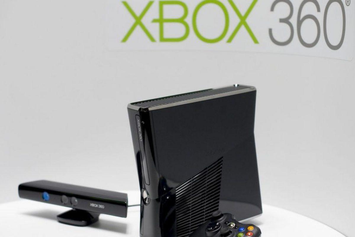 Xbox 360 fue la segunda videoconsola de sobremesa de la marca Foto:Getty Images. Imagen Por: