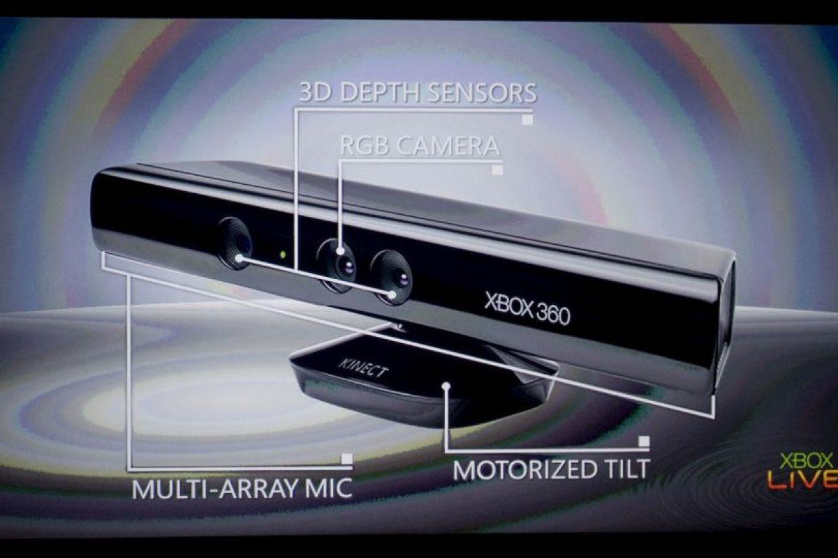 """También destacó porque el Kinect fue lanzado para esta consola. Este sensor de movimiento tuvo su versión especial de """"Star Wars"""" Foto:Getty Images. Imagen Por:"""