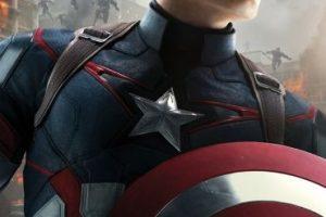 """Chris Evans interpreta a """"Capitán América"""" Foto:vía facebook.com/avengers. Imagen Por:"""