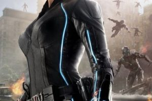 "Scarlett Johansson interpreta ""Black Widow"" Foto:vía facebook.com/avengers. Imagen Por:"