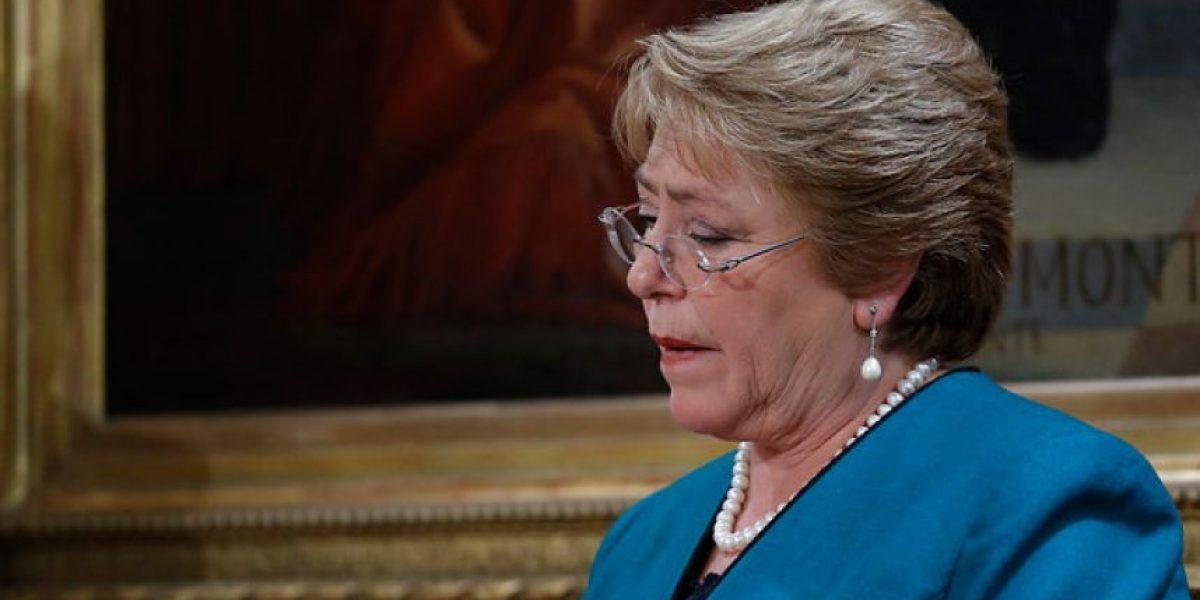 Presidenta condena asesinato de estudiantes en Valparaíso