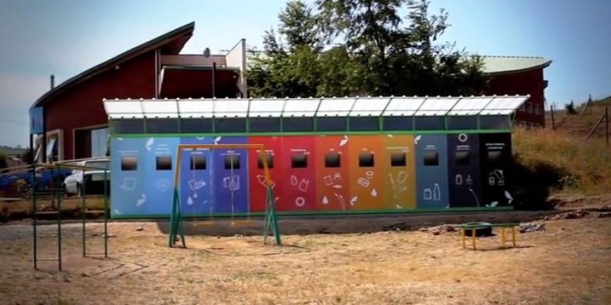 8 mil toneladas se han reciclado ya en Puntos Limpios del país