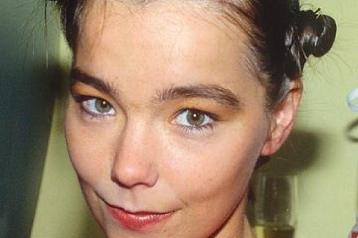 ¿Se acuerdan de Björk? Foto:vía Getty Images. Imagen Por: