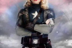 """Amber Heard sería """"Capitán América"""" Foto:vía disimilis.tumblr.com. Imagen Por:"""