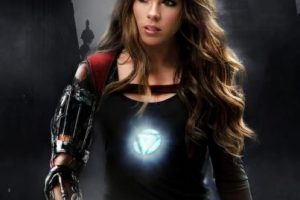 """Kate Beckinsale sería """"Iron Man"""" Foto:vía disimilis.tumblr.com. Imagen Por:"""