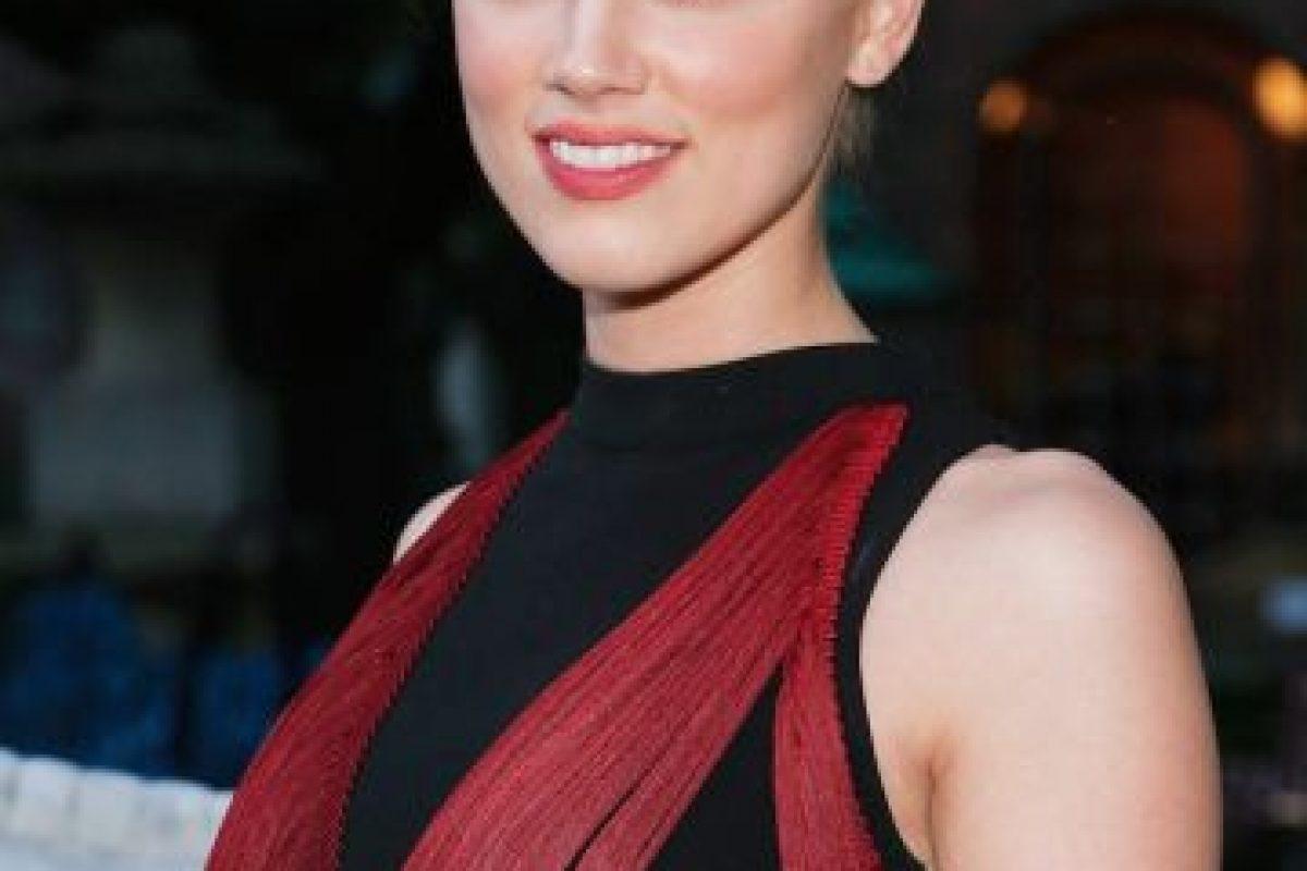 Amber Heard Foto:vía disimilis.tumblr.com. Imagen Por: