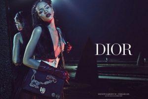 "Dior:""The Secret Garden"" Foto:Instagram/badgalriri. Imagen Por:"