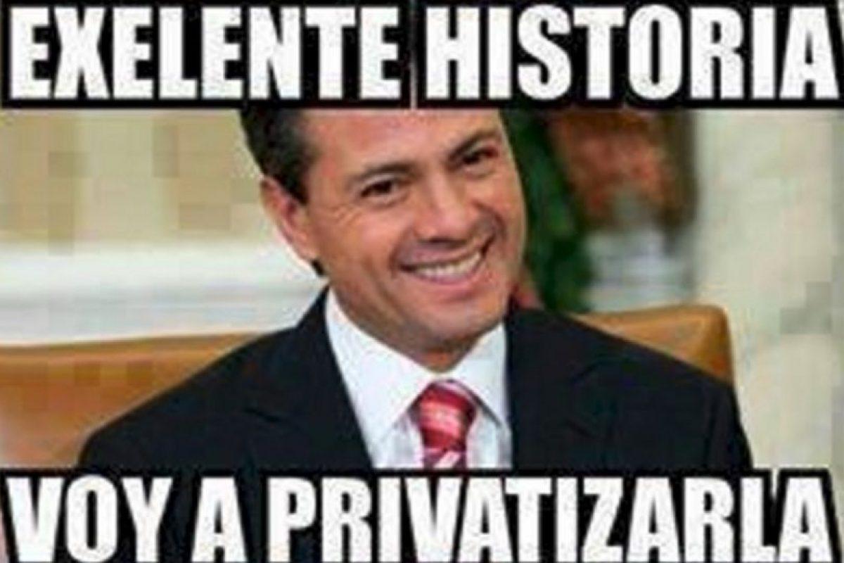Enrique Peña Nieto, presidente de México Foto:Twitter – Archivo. Imagen Por: