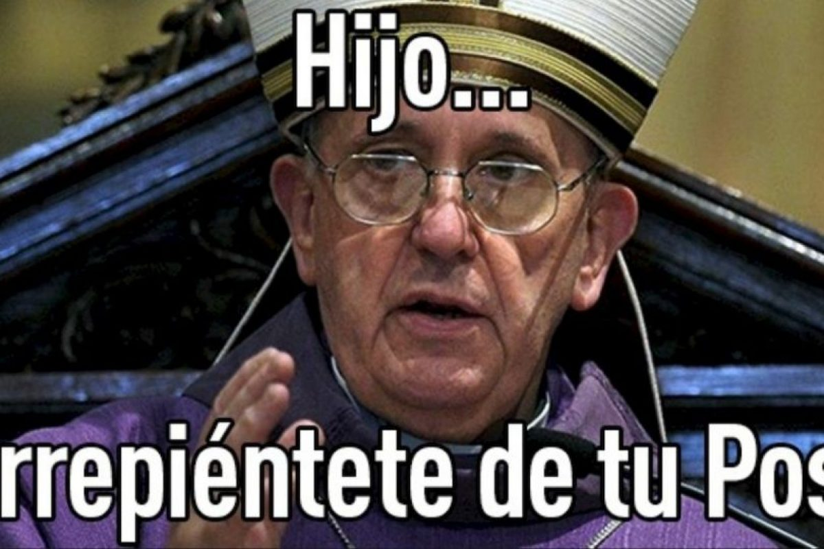 Papa Francisco Foto:Twitter – Archivo. Imagen Por:
