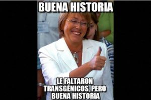 Michelle Bachelet, presidenta de Chile Foto:Twitter – Archivo. Imagen Por:
